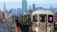 bouges bouges bouges ! #NewYork #Subway