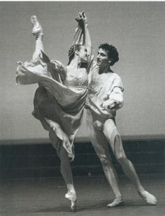 """Sylvie Guillem in """"Romeo and Juliet""""."""