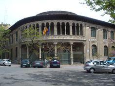 Colegio Público Gascón y Marín #zaragoza