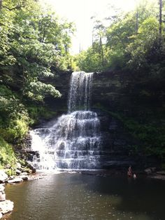 Cascades Waterfall Hike