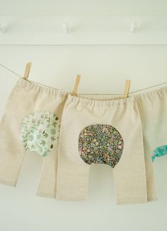 DIY BABY PANTS WITH FLAIR (via http://www.purlbee.com/the-purl-bee/2013/6/2/corinnes-thread-baby-pants.html)
