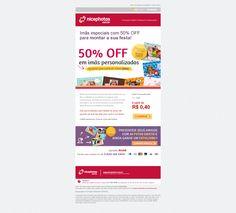 Mail Marketing Nicephotos - Julho 2013