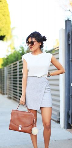 45 Never-Boring Casual Summer Outfits For Work