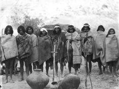 Rarámuri: Ubicación geográfica