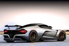 Hennessey Venom F5 - Autoblog