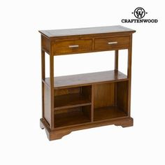 Console Table Hazelwood Home Colour: Brown Drawer Table, Console Table, Room Colors, House Colors, Isle Of Man, Decoration Hall, Hallway Furniture, Low Shelves, Decoration Home