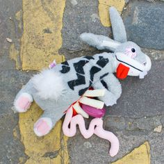 Road Kill: Stuffed Animals Are All Grown Up And Seriously Twisted    ---  from InventorSpot.com --- for the coolest new products and wackiest inventions.