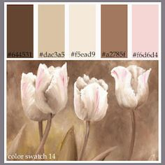 #wedding color swatch  ... Wedding ideas for brides & bridesmaids, grooms & groomsmen, parents & planners ... https://itunes.apple.com/us/app/the-gold-wedding-planner/id498112599?ls=1=8 … plus how to organise an entire wedding, without overspending ♥ The Gold Wedding Planner iPhone App ♥