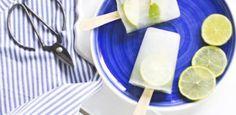 Bâtonnets glacés mojito