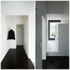 CREATIVE LIVING - where Scandinavian Interior Design meet International Trends: Black floors is da sh.. , da thing