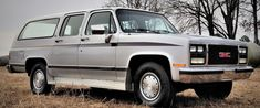 Sam Adam's 1989 GMC Suburban #Trucks, #USA #GMC - https://barnfinds.com/beer-sam-adams-1989-gmc-suburban/