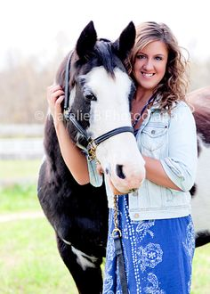 Image detail for -Senior Session With Horses | Photography by Natalie B