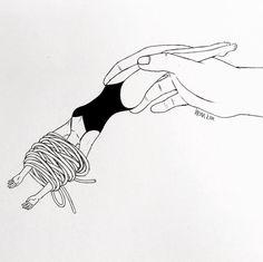 Sogni e deliri in bianco e nero: Henn Kim | PICAME