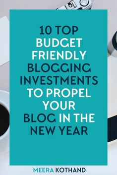 Looking for blogging courses and ebooks to invest in the new year to meet your blogging goals and resolutions? Here are some ideas for you to consider and keep a look out if they go on sale this Christmas or Black Friday.