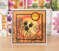 Get stamping with the Stamp It with Craftwork Cards Collection! Hobbies And Crafts, Crafts To Make, Lavinia Stamps, Craftwork Cards, Flower Stamp, Pretty Cards, Craft Work, Cardmaking, Birthday Cards