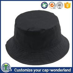 6ab001f15b7b6 mexico funny flat top blank plain wholesale design your own custom bucket  hats men women fishing cap bucket hat. Jeffyyu · alibaba