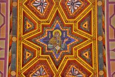 아모스 예언자 Our lady, Queen of the Most Holy Rosary Cathedral, Toledo, Ohio Holy Rosary Cathedral, Toledo Cathedral, Toledo Ohio, Our Lady, Saints, Queen, Blanket, Decor, Temples