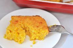 Pan de Elote (Mexican corn bread)
