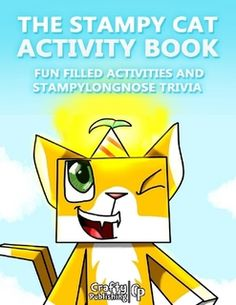 The Stampy Cat Activity Book