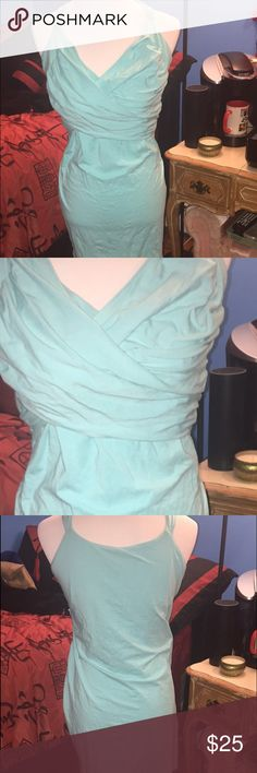 Brand new Victoria's Secret Tiffany blue dress xl Brand new dress from Victoria's Secret. Perfect for a beach day or graduation party. Super flattering on any body type. Size xl in women's.🌹💕🌸💋 Victoria's Secret Dresses
