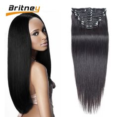 Remy virgin brazilian hair clip in extensions 120g clip in remy virgin brazilian hair clip in extensions 120g clip in brazilian hair extensions 1b black clip in human hair extensions 200g click the visit pmusecretfo Images