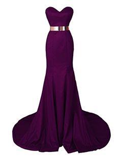 Dresstells Women's Mermaid Satin Wedding Dress Prom Dress... https://www.amazon.co.uk/dp/B00SB65HZ8/ref=cm_sw_r_pi_dp_N5kBxbWJHBRSN