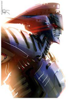 Transformers - Dark Blurr