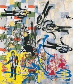 Untitled (Rotation) by Sigmar Polke, 1979