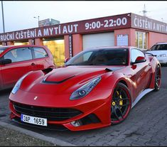 Ferrari F12 Berlinetta N-Largo