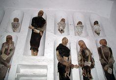 Palermo, catacombe dei Cappuccini (2001-10)
