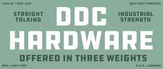Lost Type Co-op | DDC Hardware