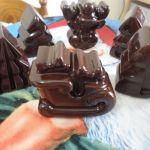 Torrone di cioccolato - http://www.food4geek.it/le-ricette/dolci/torrone-di-cioccolato/