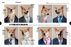 Bloomberg Businessweek does fashion, June 2013