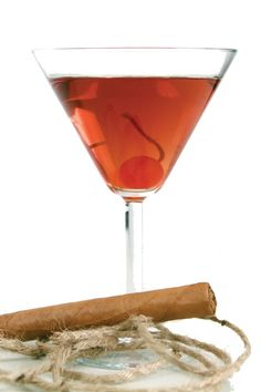 The Georgetown -  In a shaker filled with ice added 3 oz. 8 year old #ElDoradoRum 1 oz. vermouth rosso A few dashes of angostura bitters A few drops of maraschino cherry liquid Shake vigorously and strain into a chilled martini glass and garnish with a single maraschino cherry #DrinkElDorado