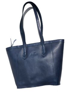 Freestyle Shopper Saldanha Navy Blue Handcrafted Genuine Leather Zipper bag R 1'299. Handcrafted in Cape Town, South Africa. Shop online www.thewhatnotshoes.co.za Zipper Bags, Cape Town, Leather Men, Leather Handbags, South Africa, Men's Shoes, Navy Blue, African, Unisex