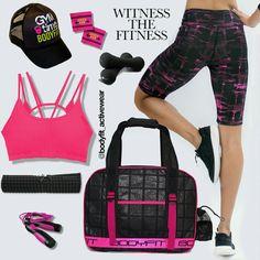 Te presentamos opciones ideales con diseño y comodidad que te motivaran para realizar tus rutinas de entrenamiento. Disponible en todas nuestras tiendas y sitio web www.bodyfitactivewear.com #FashionFitness #GymTime #StudioCollection #Fitness #Modern #Anathomic #FashionSport #WorkOut #PhotoOfTheDay #LifeStyle #Woman #Shop #Casual #Trendy #NewCollecion #YoSoyBodyFit #Shop #MusHave #BeOriginal #BodyFit #RopaDeportiva #StyleRunner #FashionTrends #GetMotivatedÑ