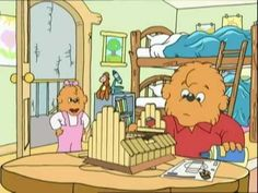 The Berenstain Bears: Pet Show / Pick Up and Put Away - Ep. 31 - YouTube