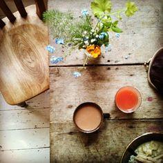 breakfast & tea