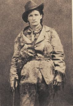 Martha Jane Canary (May 1, 1852 – August 1, 1903), better known as Calamity Jane, was an American frontierswoman, and professional scout best known for her claim of being an acquaintance of Wild Bill Hickok, but also for having gained fame fighting Native Americans. She is said to have also exhibited kindness and compassion, especially to the sick and needy. This contrast helped to make her a famous and infamous frontier figure.