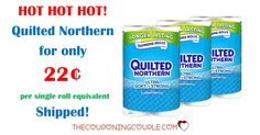 Gone here is a smokin hot quilted northern ultra soft amp strong deal