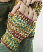 Easy Crochet Wristers... Someone needs to make these for me....or teach me to crochet.