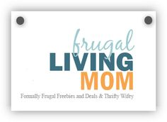 Frugal Living with Frugal Living Mom | Frugal Living Mom