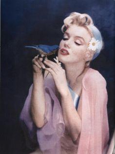 """ Marilyn Monroe by Cecil Beaton, 1956. """