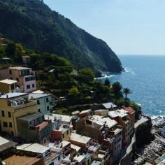 Cinque Terre (Five Lands) is a group of stunningly beautiful villages clinging to the edge of the rugged rocky cliffs on the Ligurian Coast in...