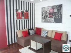 Apartament 2 camere, Zona Republicii, suprafata totala 49.27 mp