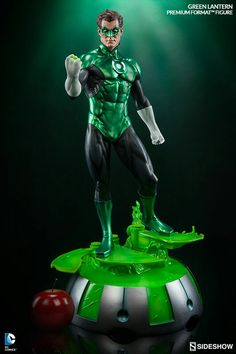 Sideshow premium format Green Lantern! This would go great in my collection :)