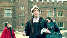 London | A Queen in danger | Henry VIII's Tudor Court
