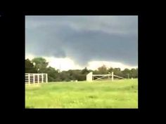 Tornado on the ground ! | NE Cyril, Oklahoma | May 6, 2015