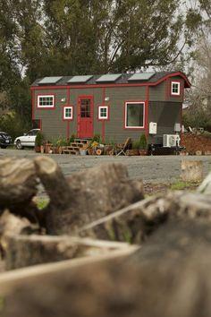The Gem Tiny House on Wheels