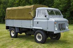 1966 Land Rover Series 11B 110 Forward Control Production Number One